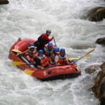 RAFTING IN THE RIVER OF TIME